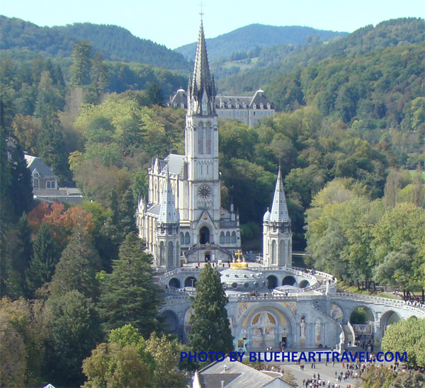 Pilgrimage To Fatima And Lourdes Usa Departure Tours